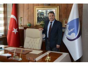 Başkan Çerçi Proje Dalında Yılın Başkanı Seçildi