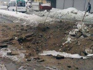Şırnak'ta polis aracına bombalı saldırı: 1 yaralı
