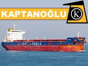 Kaptanoğlu Holding'in 2 gemisi, M/V ZEYNEP K ile M/V SADAN K, Durban'da satışa çıkarıldı