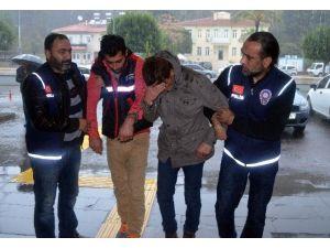 İş Yeri Hırsızları Manavgat'ta Tutuklandı