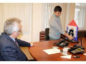 Haberlerden Etkilenip Yaptığı Proje İle Türkiye İkincisi Oldu