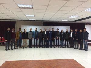 Genç ASKON'dan Genç MÜSİAD'a Ziyaret
