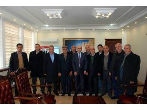 Güzelyurt Köylülerinden Vali Demirtaş'a Teşekkür Ziyareti