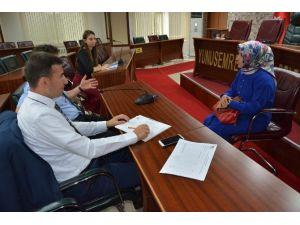 Yunusemre Belediyesi'nden Girişimcilik Kursu