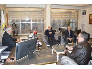 Başkan Ahmet Kalender: Tavşanlı'da 25 Bin Emekli Var