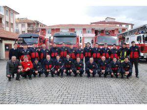 Sorgun Belediye İtfaiye Müdürlüğüne 2015 Yılında 414 İhbar Geldi