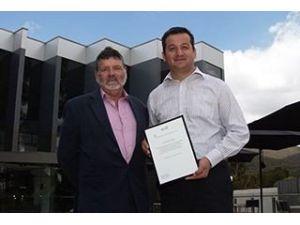 Türk Mühendise Avustralya'dan 'En İyi Araştırma' Ödülü