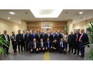 AK Parti Teşkilatı, Tekirdağ İçin Çalışmaya Devam Ediyor