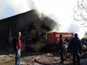 Sorgun İtfaiyesi 2015 yılında 404 yangına müdahale etti