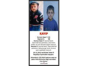 EGM'den Kayıp Çocuklar İçin Mesaj