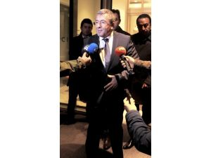 İstanbul Emniyet Müdürü, Yaralı Polis Memurunu Ziyaret Etti