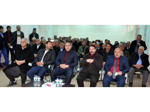 Bozova'da Mütevelli Heyetine Muhtar Üye Seçimi Yapıldı