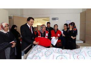 Kızılay'dan 'Sevgi Bohçası Kampanyası