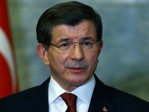 Başbakan Davutoğlu: Anayasa ve İçtüzük sürecinde artık görev Meclis'in