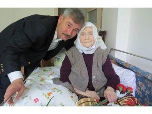 Başkan Yaralı'nın Annesi Vefat Etti
