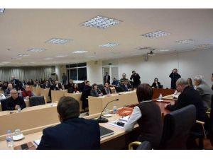 Kadir Albayrak, Çorlu Belediyesi Meclis Toplantısına Katıldı