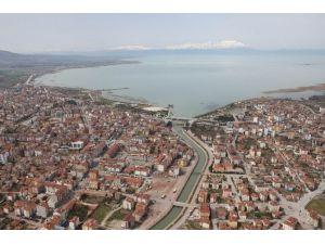 Beyşehir 2015'te İnşaat Sektörünün Parlayan Yıldızı Oldu