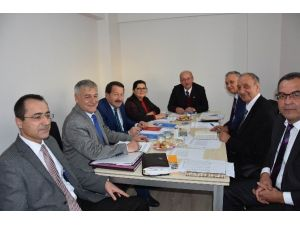 Tekpark Yönetim Kurulu Toplantısı