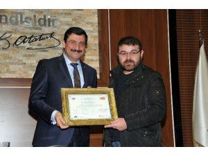 Keçiören Belediyesi Avrupa Gönüllü Hizmeti'ne Katıldı
