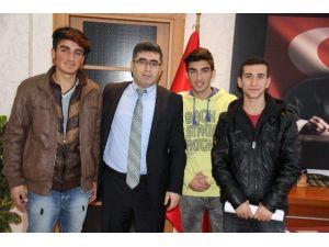 Vartolu Öğrencilerden Suriyeliler İçin Yardım Kampanyası