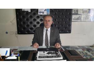 Durankaya Belediye Başkanı Keskin Veryansın Etti