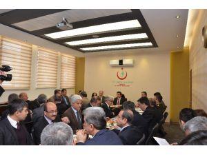 İl Müdürleri Toplantısı Yapıldı