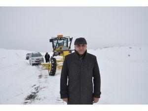 Tunceli'de 181 Köy Yolu Ulaşıma Kapandı