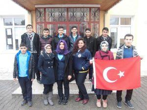 Kargı Fen Lisesi Öğrencilerinden Bayırbucak'a Yardım