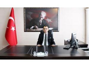 Selim Kaymakamı Erdinç Dolu 'Yılın Kaymakamı' Seçildi
