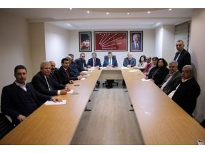 CHP Adana'da 2019 Seçimlerinin Startını Verdi