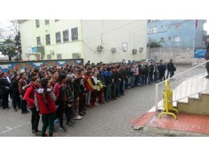 Nusaybin'de TEOG Sınavı Teröre Rağmen Yapıldı