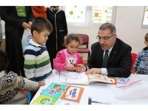 Yüreğir'de Kültür Evlerine Çocuk Eğitimi Sınıfı
