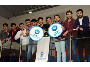 Adana BTÜ ve ABD Adana Konsolosluğu dostluk maçında buluştu