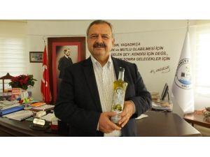 Burhaniye Belediyesi Zeytinyağı Satacak