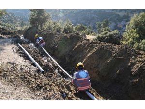 Dodurgalar Mahallesi'nin 60 Yıllık İçme Suyu Kaynağı Yenilendi