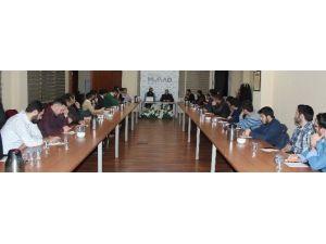 Genç MÜSİAD Konya Şubesi Toplantıları Sürüyor