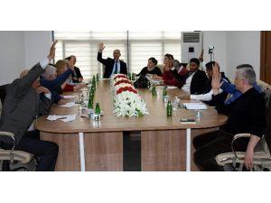 İncirliova Belediye Meclisi Yılın İlk Toplantısını Yaptı