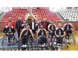 Engelsiz Gaziantepspor Takımı Hazırlıklarını Sürdürüyor