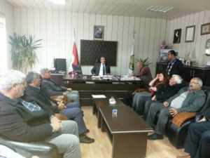 Halfeti Belediye Meclisi Yılın İlk Toplantısını Yaptı