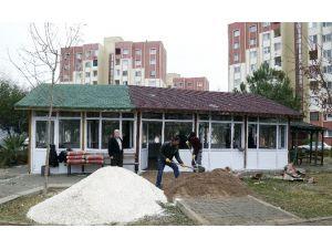 Erdemli'de TOKİ Konutlarının Cami Sorunu Çözülüyor