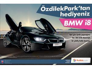 AVM'den BMW i8 çekilişi kampanyası