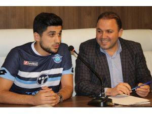Adana Demirspor, Malmö'den Mahmut Özen'i Transfer Etti