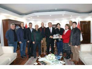 Balgöç'ten Yalova Belediyesi'ne Ziyaret