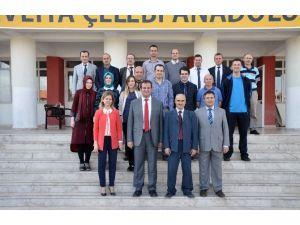 Gediz Evliya Çelebi Anadolu Lisesi'nin AB Erasmus Plus Projesi Kabul Edildi