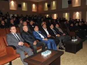 Mustafakemalpaşa'da TKDK'dan Bilgilendirme Semineri