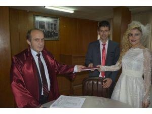 Fatsa Belediyesi'nde 2015'te 789 Nikah Kıyıldı