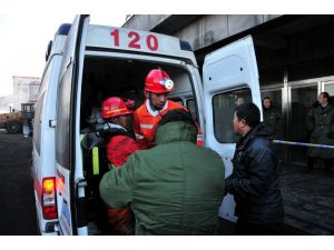 Çin'de madende çöküntü: 11 ölü