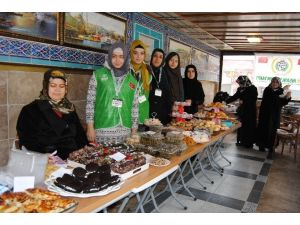 İHH'dan Mülteciler İçin Kermes