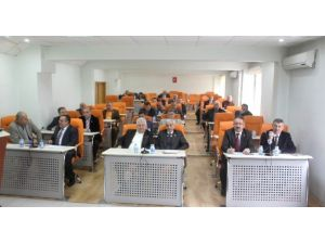 Çankırı İl Genel Meclisi Ocak Ayı Toplantısı Yapıldı
