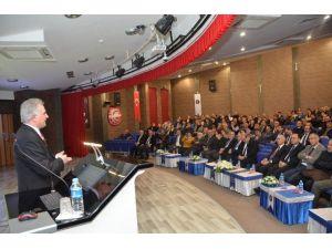 "Kırıkkale Üniversitesinde ""Kalite Ve Akreditasyon"" Konulu Konferans"